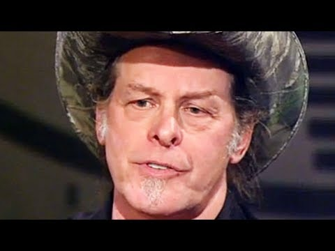 Ted Nugent: I'm Done With Hate