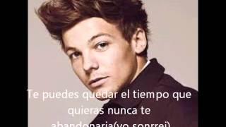 Louis y Tu quiero mi mundo cap 12
