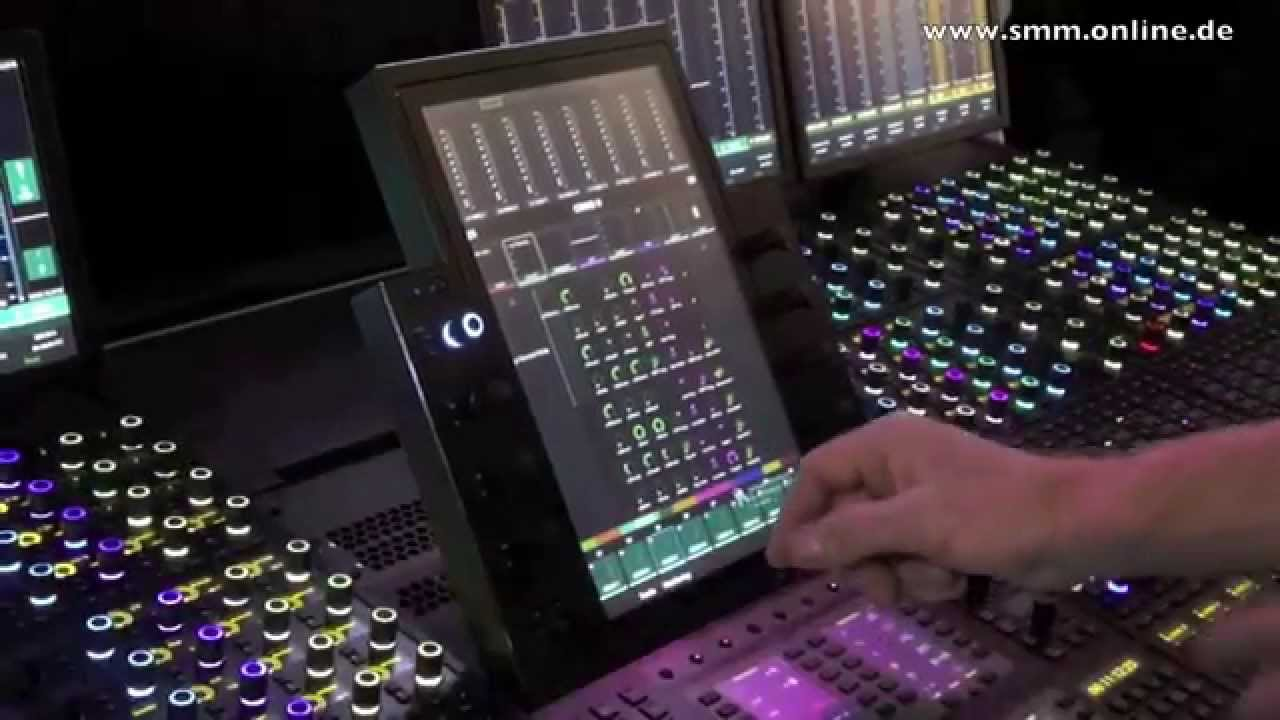 Avid S6 Mastermodule Hd Youtube