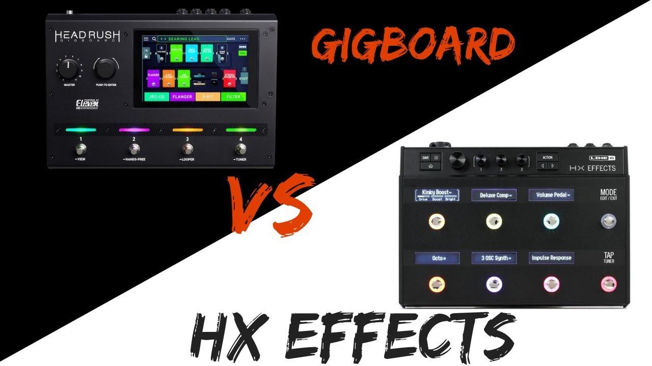 b4e1485cd23 Presets and Snapshots Scenes and Rigs   Headrush vs Helix - YouTube