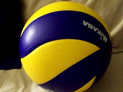 07b67069d6 Mikasa MVA200 olympic volleyball - YouTube
