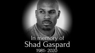 Shad Gaspard WWE Tribute 1981-2020