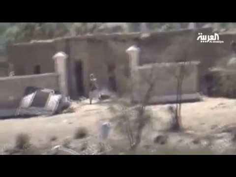 الحوثيون يستخدمون المدنيين دروعا بشرية