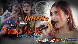 manungso ora toto (Cover Putri Kristya) KMB GEDRUG SRAGEN    ARS SOUND JILID 4 - live Jatirejo