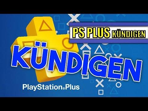 PlayStation Plus Abo kündigen - Wie geht das?