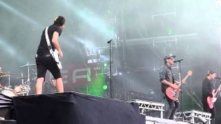 All Time Low @ Rock am Ring Somewhere in Neverland 09/06/13 Germany