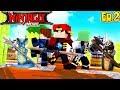 Minecraft LEGO NINJAGO - THE NEW NINJAGO'S vs THE SERPENTINE!!!