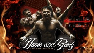 Honor and Glory 2 : Reportage by MMA4Fight & Gil's Prod