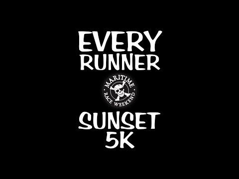 EVERY Runner Maritime Race Weekend Sunset 5K (2016)