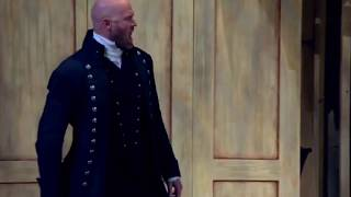 BILLY BUDD commercial featuring Zachary James as Claggart