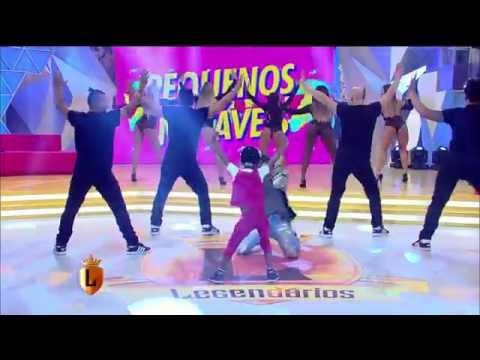 Claudia Leitte - ''Largadinho'' | Legendários (04/06/2016)