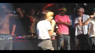 Kreayshawn - Bumpin Bumpin & Gucci Gucci (Live NYC)