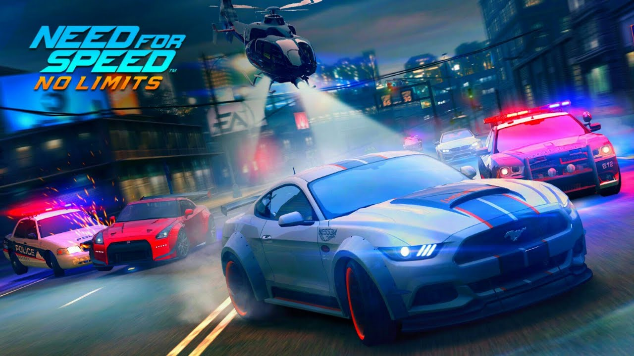 download need for speed no limits mod apk pc