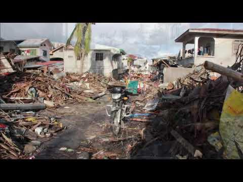 Basey, Samar after Yolanda 2013