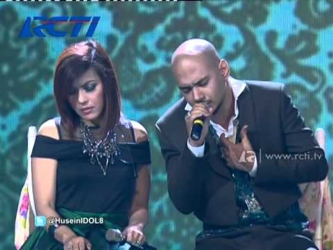 Husein feat Novita Dewi - Konser Terbaik 17TH Ami Awards 2014