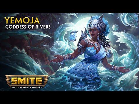 SMITE – God Reveal – Yemoja, Goddess of Rivers