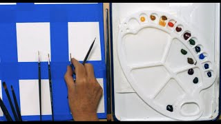 THE PORTRAIT IN WATERCOLOR COURSE TRAILER