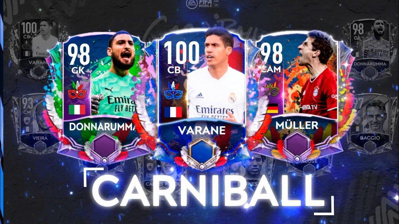 ESPERANDO EL NUEVO EVENTO CARNABAL !!! NUEVOS JUGADORES !!! FIFA 21 MOBILE !!!