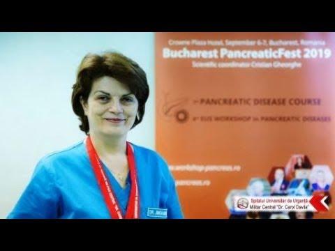 Armonizarea diagnosticului şi a tratamentului afecţiunilor pancreatice în România