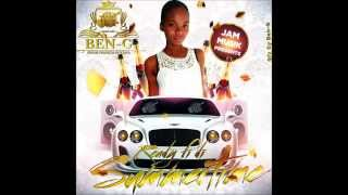 DJ BEN - G READY FI DI SUMMERTIME DANCEHALL MIX JULY 2014