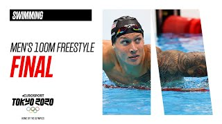 Men's 100m Freestyle Final | Swimming Highlights |