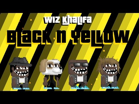 Wiz Khalifa - Black And Yellow [G-Mix] ft. Snoop Dogg, Juicy J & T-Pain (Music Video)
