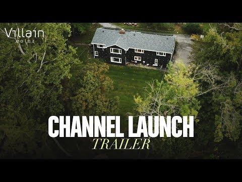 Villain Color DIY Home Renovation Channel Launch Trailer