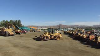 Video still for Contractors Vie for Iron at Vantage Auction Sale