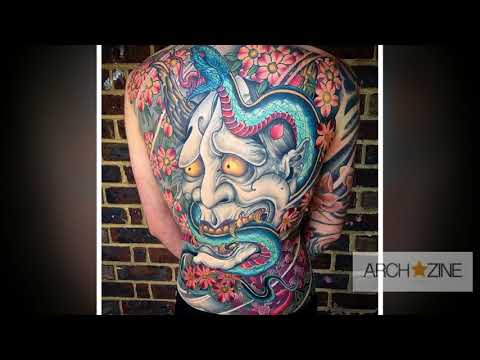 28 pictures of Irezumi, traditionnal japanese tattoo / Tatouage traditionnel japonais    ARCHZINE.fr