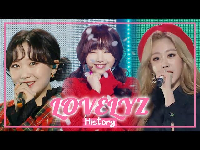 LOVELYZ SPECIAL★Since DEBUT to LOST N FOUND★(1h10m Stage Compilation)