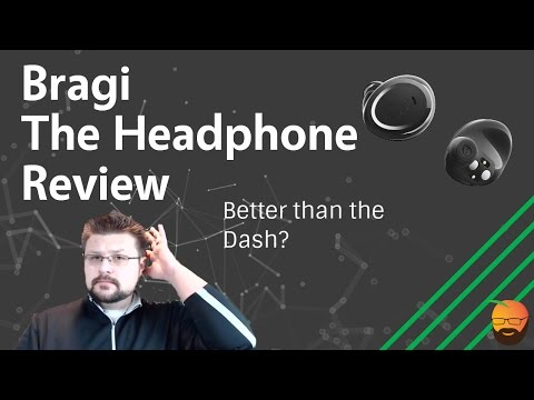 Bragi 'The Headphone' Review -- Are They Worth It?!