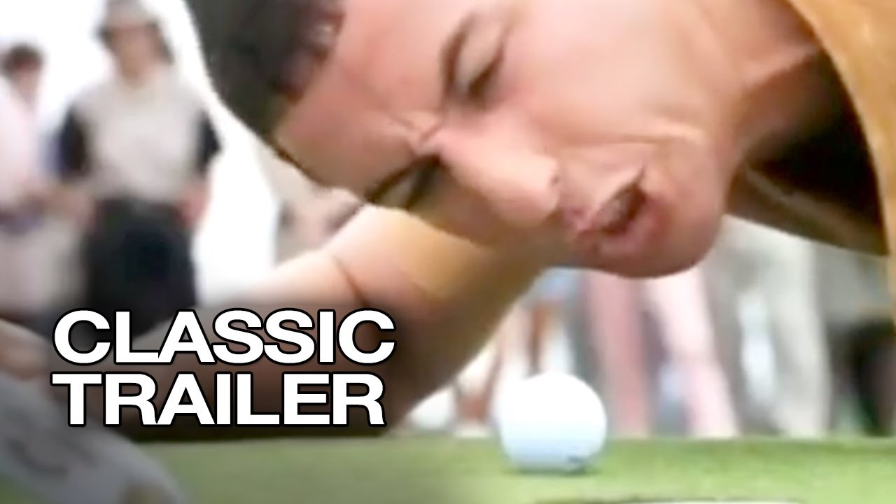 Happy Gilmore Official Trailer #1 - Christopher McDonald Movie (1996) HD
