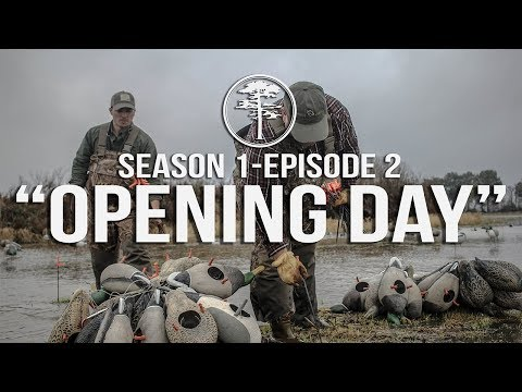"""Duck Hunting- """"Opening Day"""""""