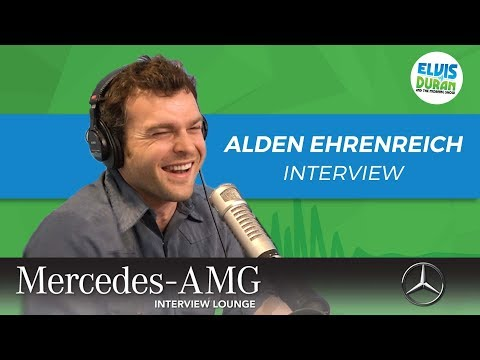 Alden Ehrenreich on 'Solo: A Star Wars Story'  Elvis Duran