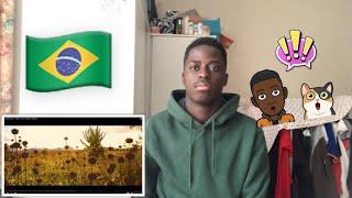 FIRST REACTION TO BRAZIL TRAP (JOVEM DEX- NAV) 🇧🇷