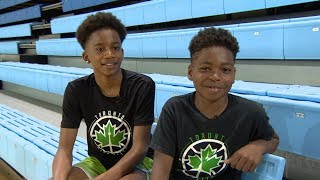 Raptors playoff drive inspires Toronto's youth ballers