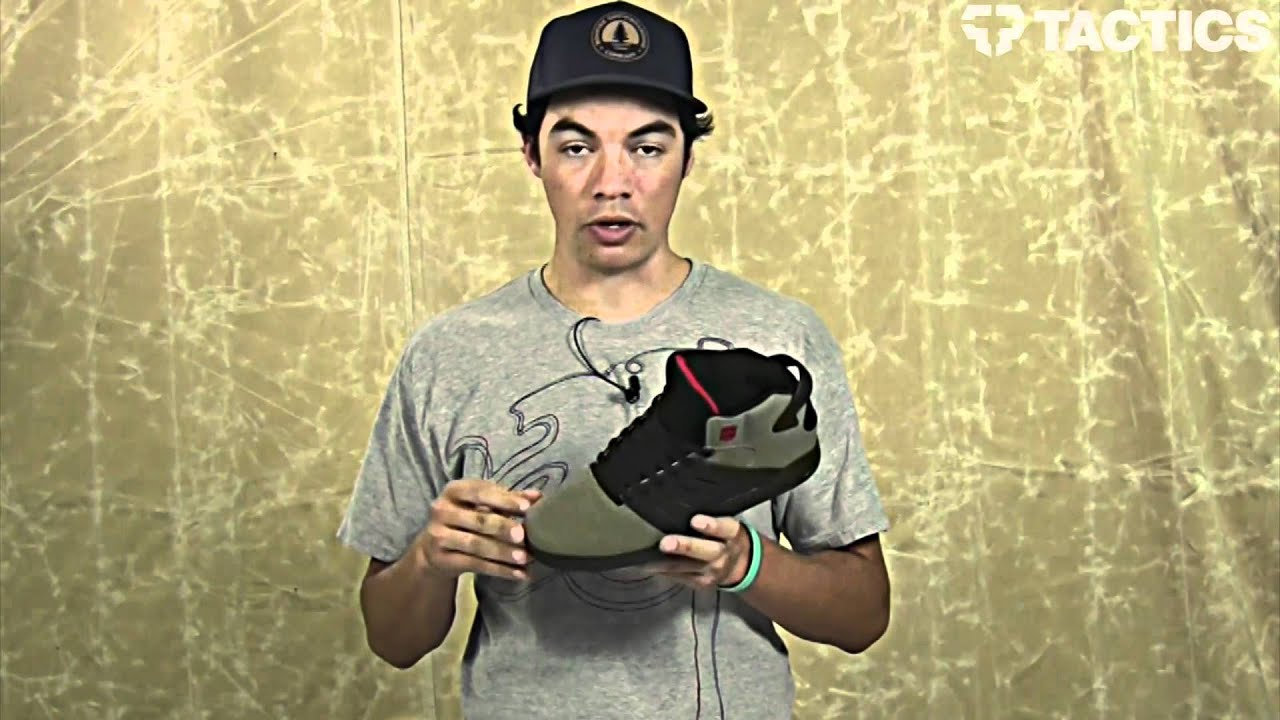 Supra Muska Skytop III Skate Shoe Review - Tactics.com - YouTube 007e52329