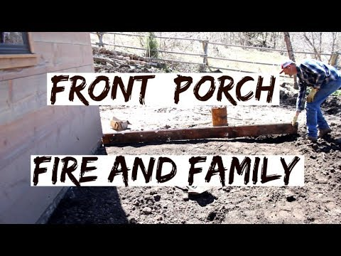 Front Porch, The Road, Tire Swing And Cheyenne's Prom