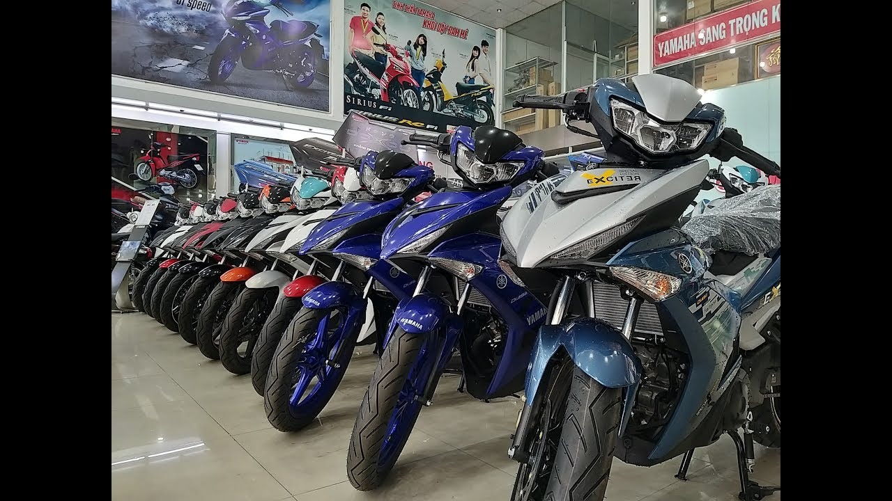 Xe exciter 150 2019