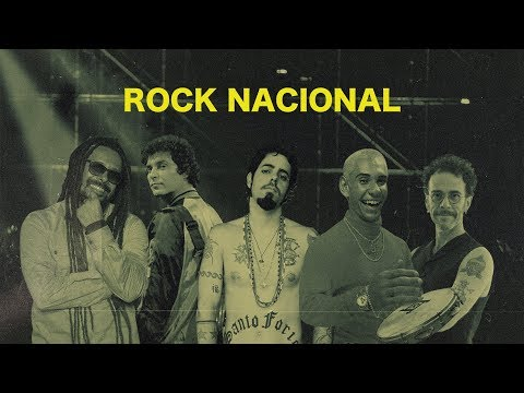 Playlist Rock Nacional - Clássicas