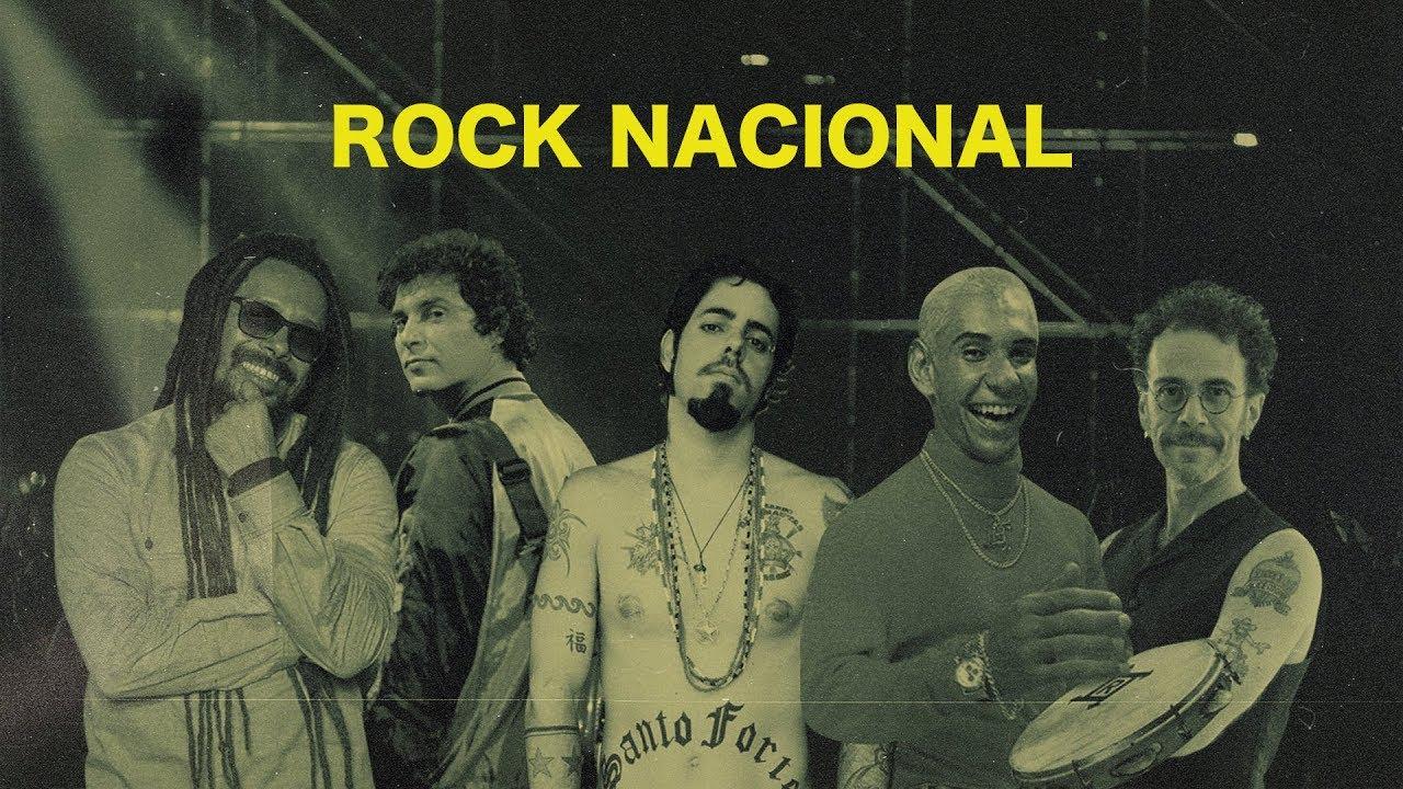 Playlist Rock Nacional - Clássicas