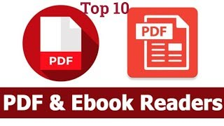Top 10 Best PDF and Ebook Reader Apps for Windows