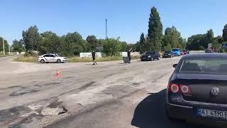 Смертельна ДТП на Броварщині в с. Гоголів/ Дитина та чоловік загинули/ 19/08/2019