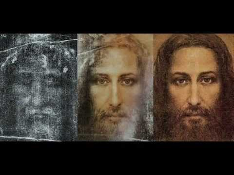New DNA Update and light over the shroud of Turin! - YouTube