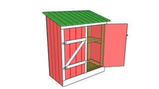 How to build a tool shed