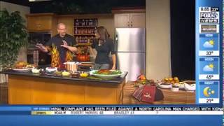 Turkey W/ A Twist From Famous Dave's, Wbff-tv | Fox Baltimore