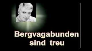 Heino - Treue Bergvagabunden + lyrics