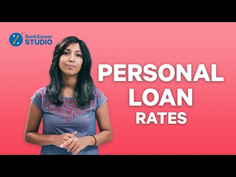 Latest Personal Loan Rate From Top Banks | September 2019