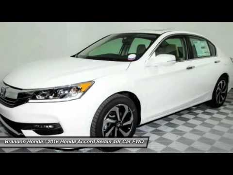 2016 Honda Accord Sedan Tampa FL A058017