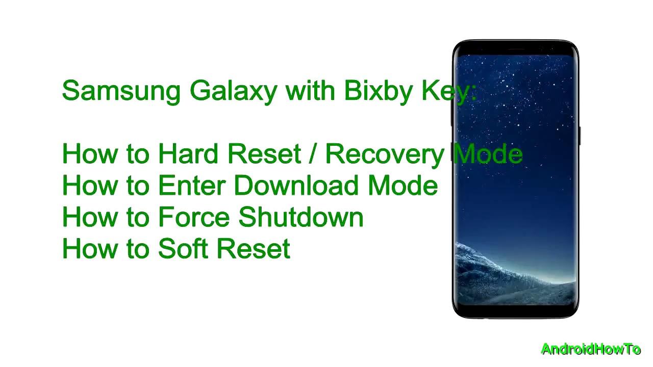 Samsung Galaxy S9 SM-G9600   Recovery-Mode com
